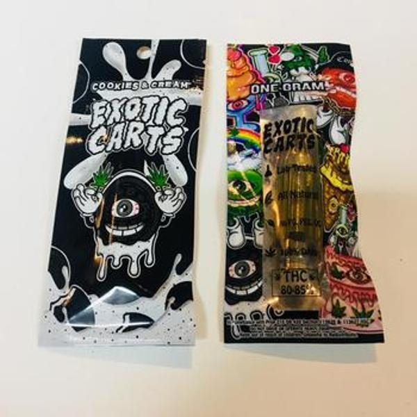 Exotic Carts Full Grams 420 Mail Order Delivery